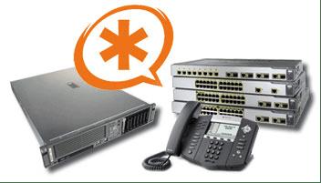 Asterisk - Centralita telefónica IP